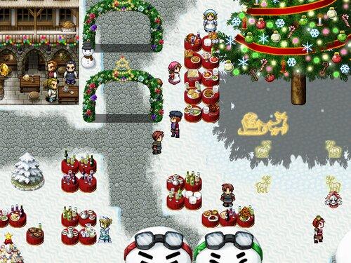 レトリカルワンダーランド-クリスマスの夢- Game Screen Shot4