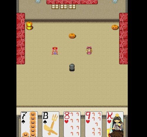天使と王女のフィプセン Game Screen Shot3