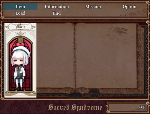 Sacred Syndrome(完全版) Game Screen Shot2