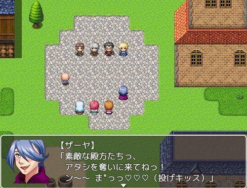 豚を捕らえて嫁を取れ! Game Screen Shot3