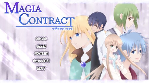 MAGIA CONTRACT Game Screen Shots