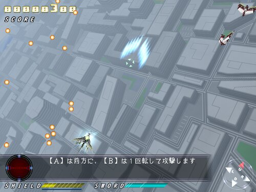 O-DIVER Game Screen Shot1