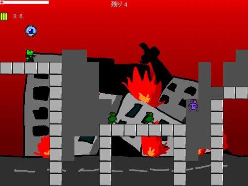 カエルさん Game Screen Shot3