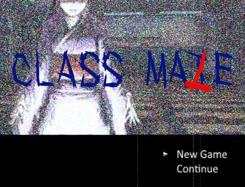 クラスメイズ Game Screen Shots