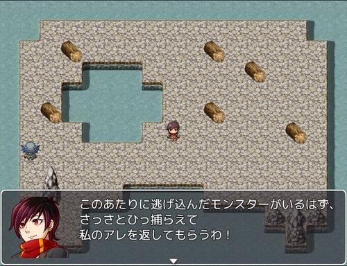 10分で作る何か Game Screen Shot