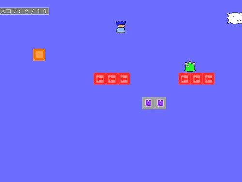孔明のアクション Game Screen Shot2