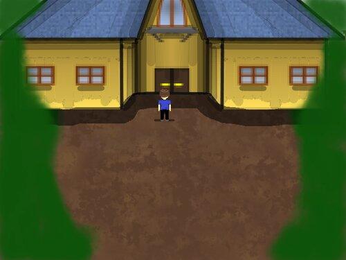 錯視館の狂気 Game Screen Shot