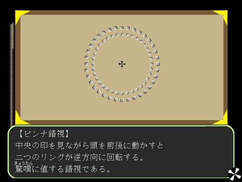 錯視館の狂気 Game Screen Shot4