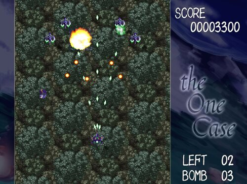 the one case Game Screen Shot