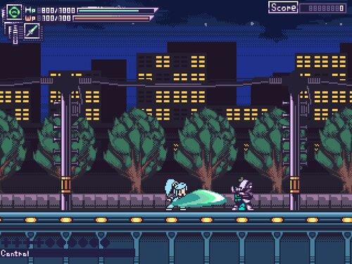 疾風戦記フォースギア2 Game Screen Shot1