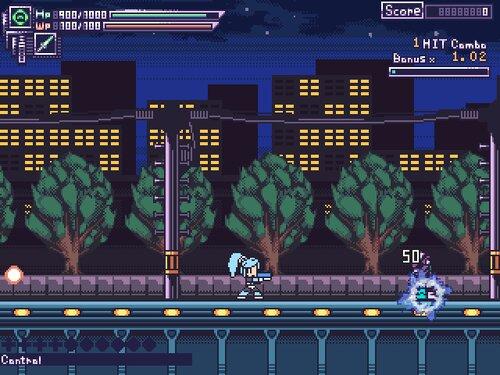 疾風戦記フォースギア2 Game Screen Shot5