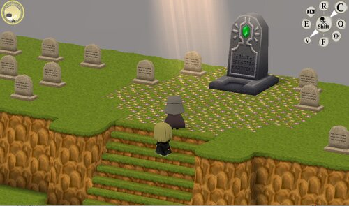 雪雫の祝福 Game Screen Shot