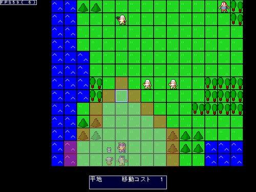 ディフォーカス・ヒーローズ おタマゴ団の野望 Game Screen Shot2