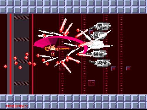 UNTITLED(仮) Game Screen Shot1