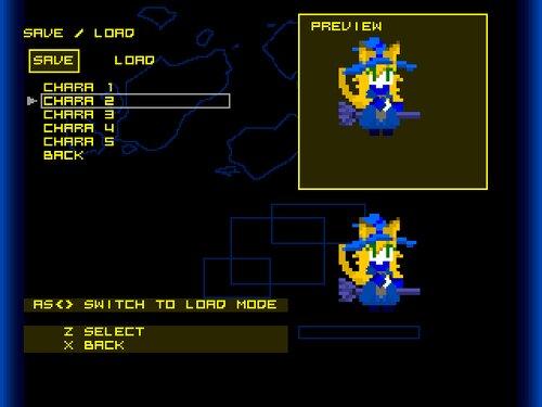 UNTITLED(仮) Game Screen Shot2
