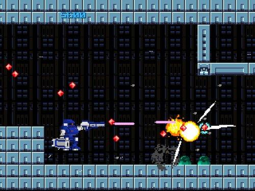 UNTITLED(仮) Game Screen Shot3