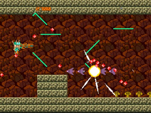 UNTITLED(仮) Game Screen Shot4
