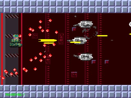 UNTITLED(仮) Game Screen Shot5
