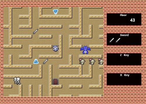 ドラゴンダンジョン Game Screen Shot2