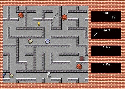 ドラゴンダンジョン Game Screen Shot3