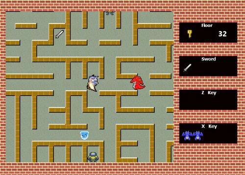 ドラゴンダンジョン Game Screen Shot4