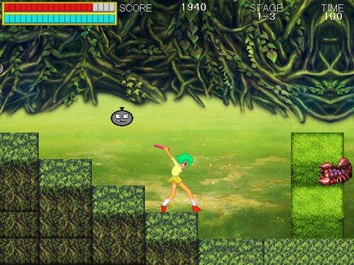 コーラスパーティー~Distress Actress~ Game Screen Shot