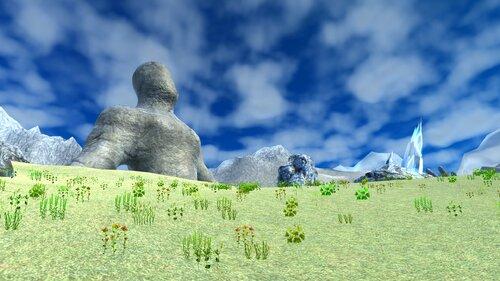 神々の山脈 Game Screen Shot2