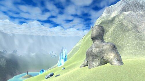 神々の山脈 Game Screen Shot3