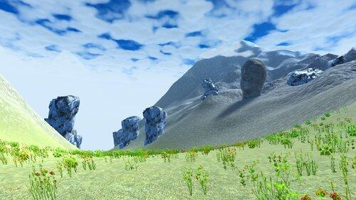 神々の山脈 Game Screen Shots