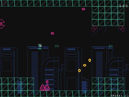 黄色い逆しまの宙 Game Screen Shot5