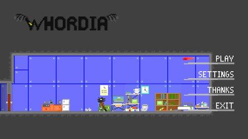 WHORDIA(ホーディア) Game Screen Shot2