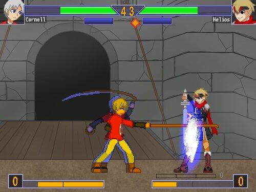 blackright Game Screen Shot