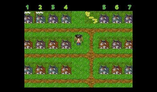 地雷vsゾンビ  Game Screen Shot2