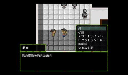 地雷vsゾンビ  Game Screen Shot3
