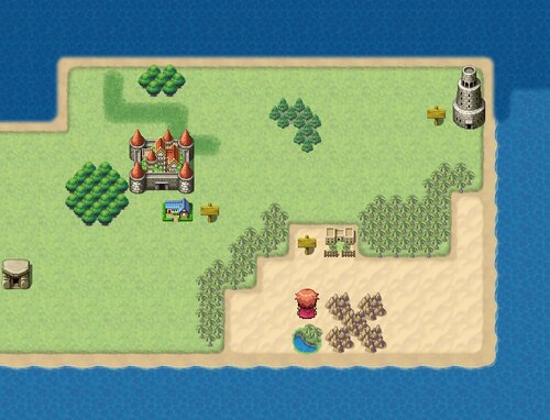 砂漠におつかい Game Screen Shot3