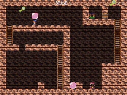 みすてぃっく☆ばる~ん Game Screen Shot1