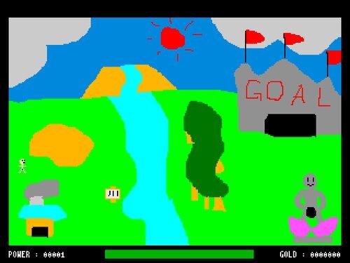 パパイヤ Game Screen Shot1