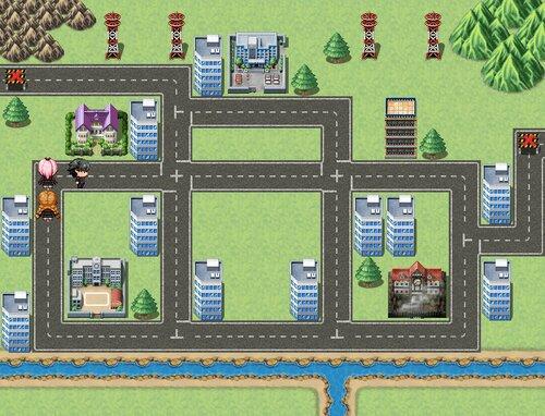 スライムとかと戦うクソゲー(少しH Game Screen Shot4