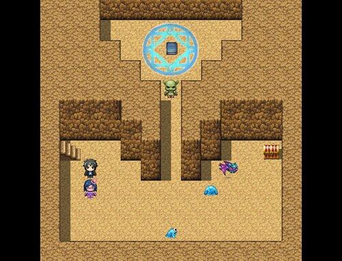 【王道RPG】リオと魔法の本 Game Screen Shot3