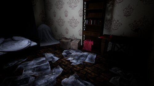 ALONE Game Screen Shot