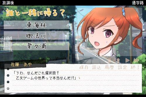 乙女ゲームのヒロインになったのに親友が邪魔すぎて攻略ができません! Game Screen Shot2