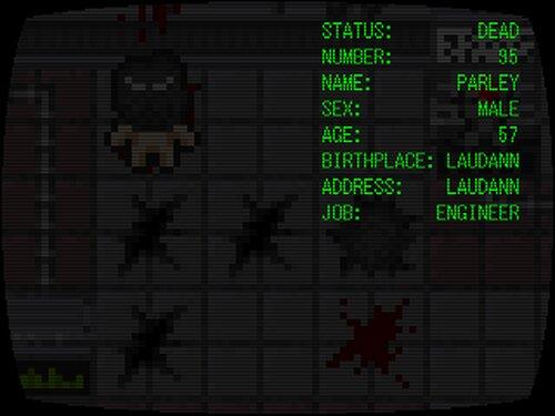 改造人間の記憶 / Cyborg's Memory Game Screen Shot2