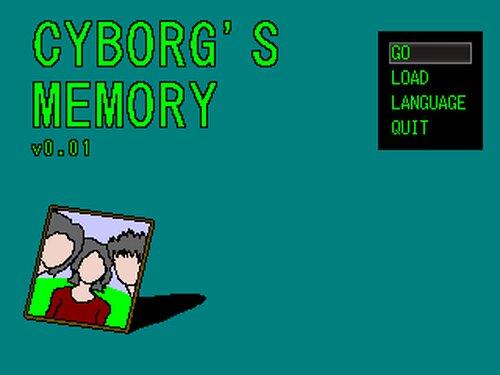 改造人間の記憶 / Cyborg's Memory Game Screen Shots
