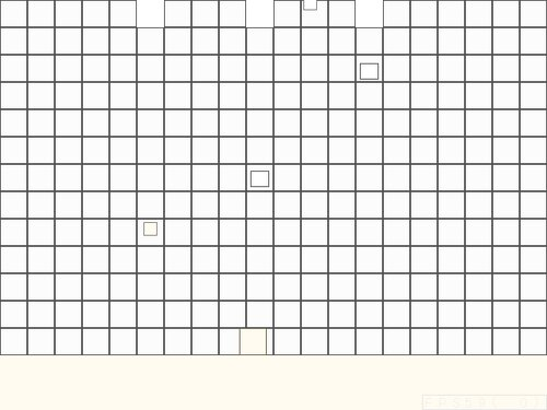 豆腐スイッチ Game Screen Shot1