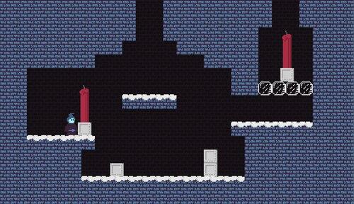 揺らめく蝋燭の12室の部屋 Game Screen Shot3