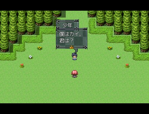 白薔薇の騎士 Game Screen Shot2