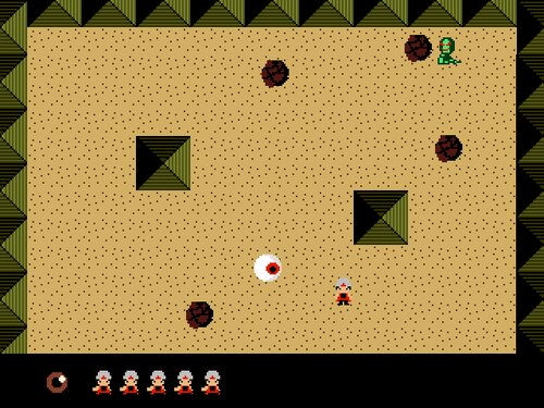 マスターアラビアン Game Screen Shot2