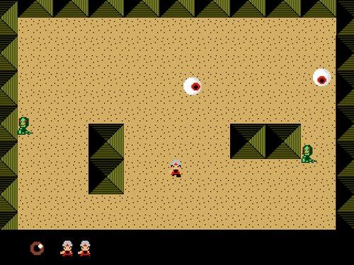 マスターアラビアン Game Screen Shot3