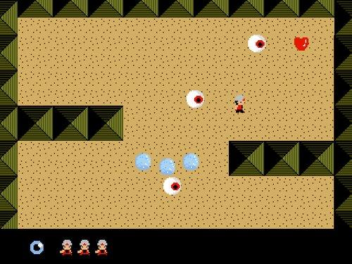 マスターアラビアン Game Screen Shot4