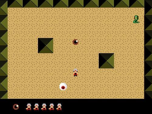 マスターアラビアン Game Screen Shot5